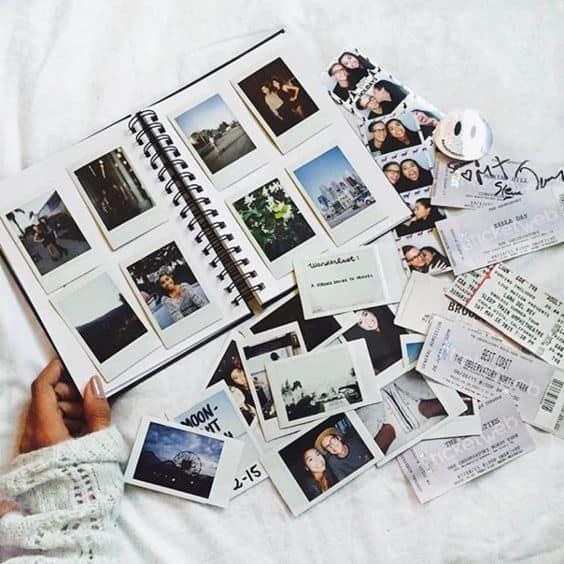 foto album hashtagbooth