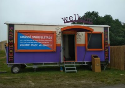 Hashtagbooth op festival in Breda voor Chasse theater-2