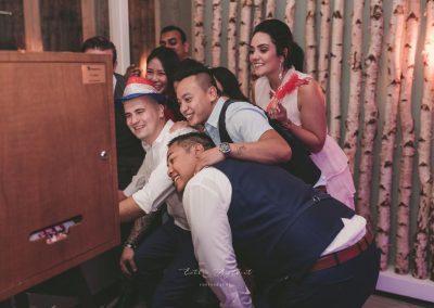 Fotohuisjehuren-bruiloft